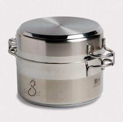 Batteria da cucina auto contenitrice 6 pezzi 20002 - Batteria da cucina imco ...