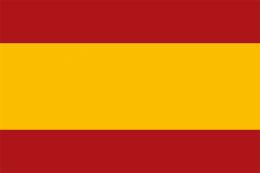 Bandiera Spagna Nazionale