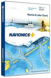 Cartografia Navionics+ XL9 43XG Mediterraneo