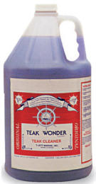 Teak Wonder - Cleaner 4 L