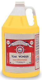Teak Wonder - Brightener 4 L