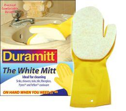 Duramitt Guanto Spugna White