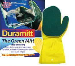 Duramitt Guanto Spugna Green