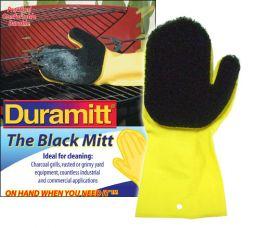 Duramitt Guanto Spugna Black
