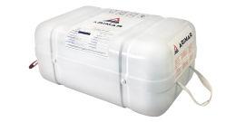 Zattera Arimar Oceanus ISO 9650 ITA contenitore rigido