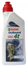 Olio Castrol Outboard Lt1 4T 10/30