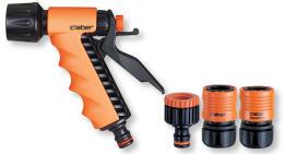 """Starter Kit da 1/2"""" Claber con Pistola"""