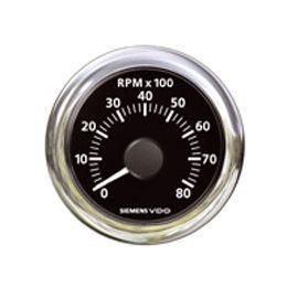 Contagiri 52mm Fondoscala RPM 8000