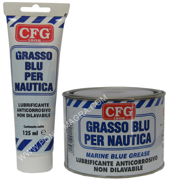 CFG GRASSO NAUTICO BLU LUBRIFICANTE ANTICORROSIVO