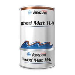 Vernice Satinata Wood Mat H2O