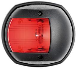 Luce di Via CLASSIC 12 Rosso/Nero