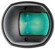 Luce di via CLASSIC 12 Verde/Nero