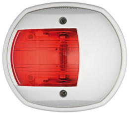 Luce di Via Classic 12 Rosso/Bianco