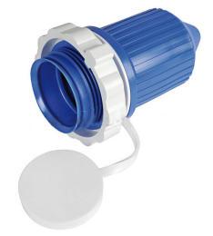 Cappuccio proteggi spina in PVC