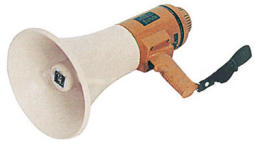 Megafono a Pile 22W