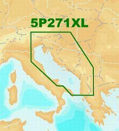 Cartografia Navionics Platinum+ XL 271