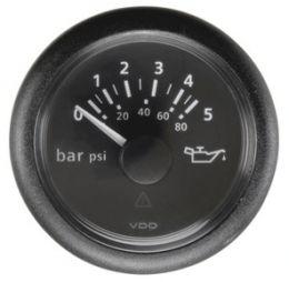 Indicatore pressione olio motore VDO Viewline 52mm