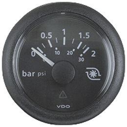 Indicatore Pressione Turbo VDO Viewline