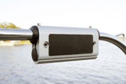 Supporto motore Noa in alluminio