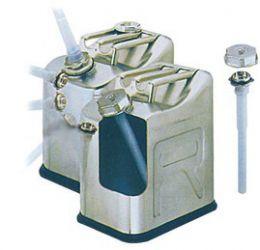 Tanica Carburante Inox 20lt