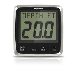 i50 depth display Raymarine