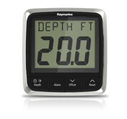 i50 depth display Raymarine