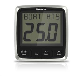 i50 speed display Raymarine