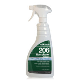 Glass Cleaner 206 Clin Azur