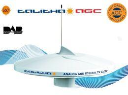 Antenna TV Glomex Talitha AGC TV DAB