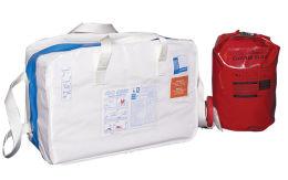 Zattera Eurovinil  ISO 9650 Italia + Grab Bag