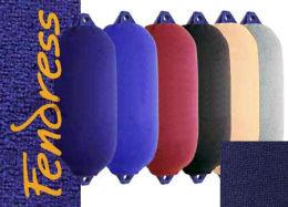 Copriparabordo Fendress Blu Navy Serie F
