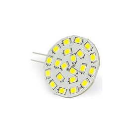 Lampada Led DIXPLAY G4 12smd 8-35V b/Caldo Side