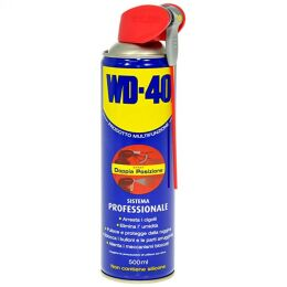 WD-40 Lubrificante Spray 500ml