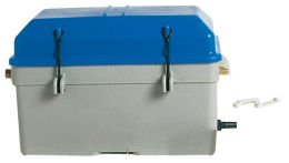 Cassetta Portabatteria con Ventilazione