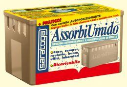 Deumidificatore Saratoga Assorbiumido - Sali Inodore