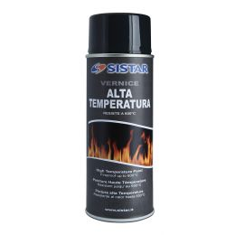 Vernice Spray 400ml Alta Temperatura 600