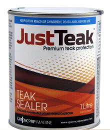 Just Teak Sealer 1 Litro