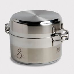 Batteria da Cucina Auto-Contenitrice 6 pezzi