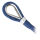Cima Ormeggio Impiombata HT Blu Navy