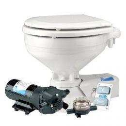 Toilet elettrica Jabsco Quiet Flush 37245
