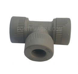Hydrofix Tee 90° 22 mm