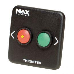 Pannello Controllo Pulsanti Max-Power