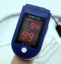 Pulsossimetro Adulti