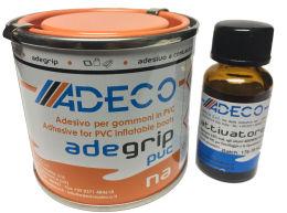 Adesivo per gommoni in PVC Adeco Adegrip