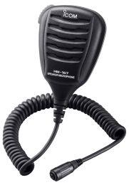 Microfono Altoparlante Icom Hm-167