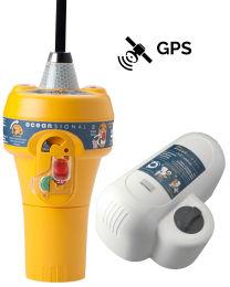 Ocean Signal Safe Sea E100G Epirb con GPS Con Custudia