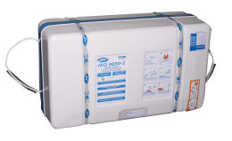 Zattera Eurovinil  Syntesy ISO 9650 ITALIA ABS