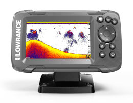 Ecoscandaglio Hook2 4x GPS Lowrance