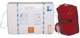 Zattera Eurovinil  ISO 9650 Italia + Grab Bag ABS