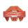 Zattera Eurovinil Syntesy ISO 9650 Italia + Grab Bag ABS